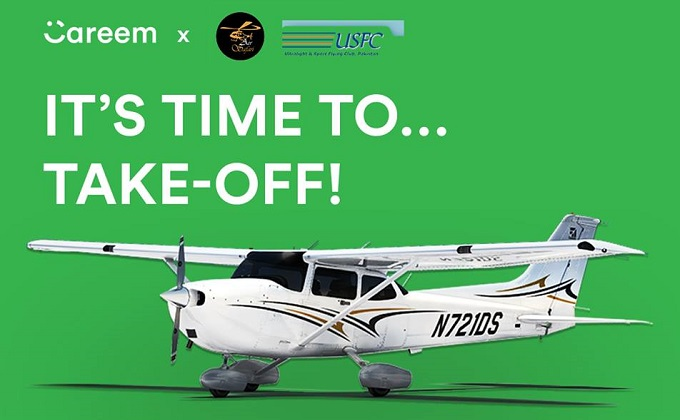 Time to take off with Careem Air and enjoy a plane ride over Lahore