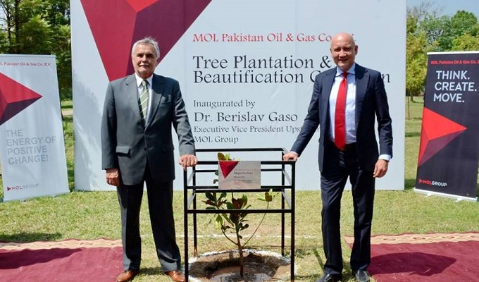 F-9 Park beautification and tree plantation campaign launched