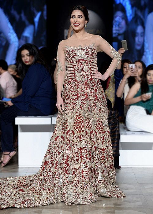 Mehwish Hayat for Sara Rohale Asghar