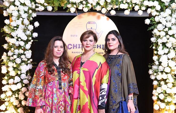 Launch of Chikachino in Islamabad