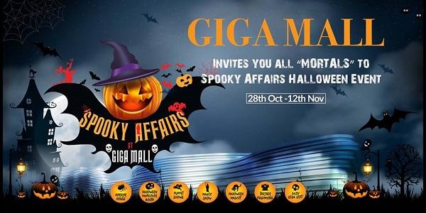 Islamabad Halloween