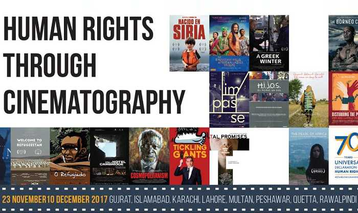 Human Rights through Cinematography 2017 film festival kicks off in Islamabad