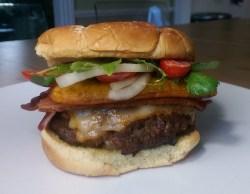 Fabulous View Larger Image Rican Burger Island Girl Cooks Gordon Ramsay Burger Recipe Oven Gordon Ramsay Burger Recipe Youtube