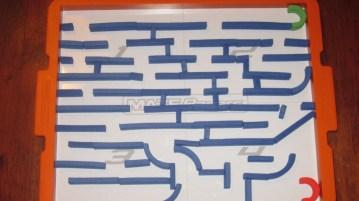 Maze Racers blue maze
