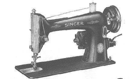 Singer Class 66 Sewing Machines