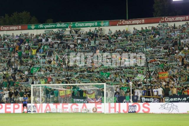 Betis 1 Villareal 1-7