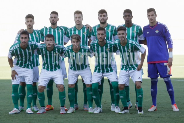 Once incial Real Betis B