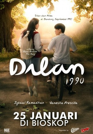 cover film Dilan