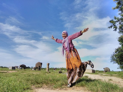 Ikutan open trip ke Lampung:)