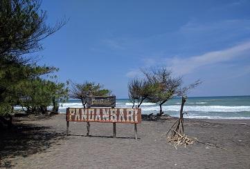 Travel Blogger Jogja Pantai Pandansari Riwayatmu Kini Travel