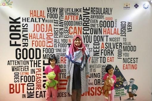 jogja halal expo jec
