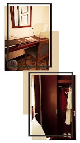 lemari movenpick mekah