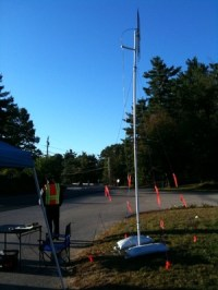 isomerica.net - PVC Antenna Mast
