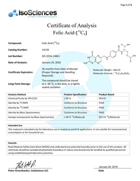 Certificate Of Analysis Requirements - Best Design Sertificate 2018 - certificate of ysis template