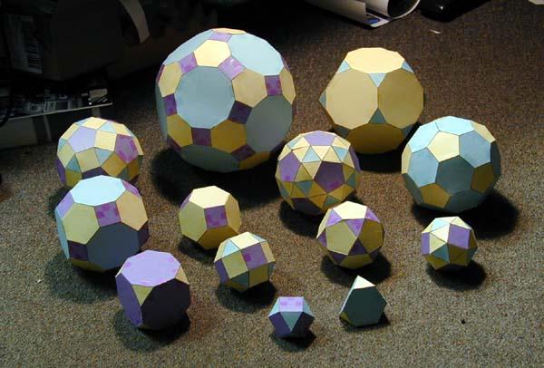 isotropicorg \u003e polyhedra models