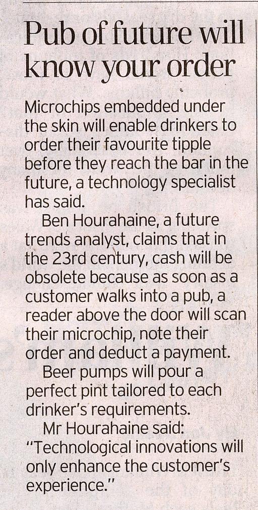 Telegraph_Ben H_13.03.09