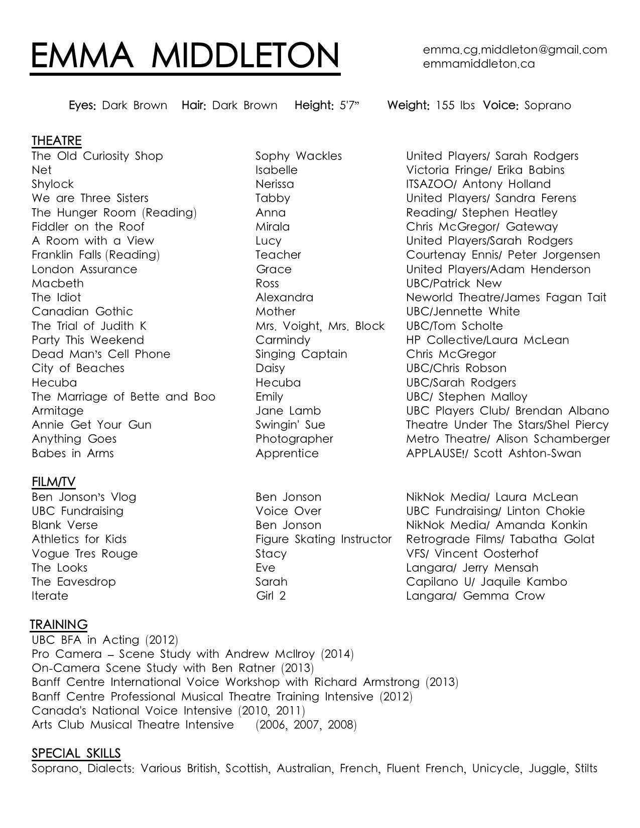 resume wordpress theme 2014 sample resume service resume wordpress theme 2014 artisteer web design software and joomla template maker emma middleton resume