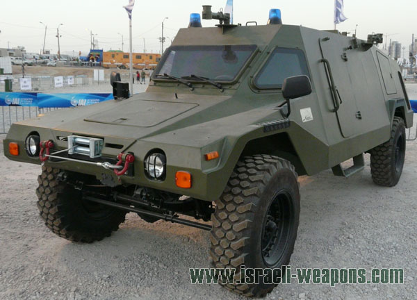 IAI RAM 2000 COTS-based military vehicle AIL, IAI, and IMI - automobile sales contract