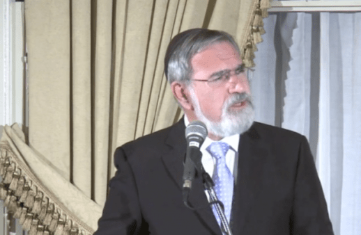 Jonathan Sacks - On Creative Minorities