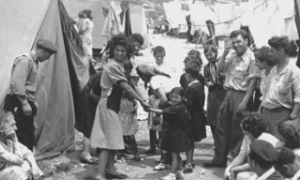 Most of the Jews came to Israel with nothing, having abandoned assets and property worth millions of dollar