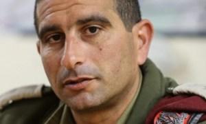 Outgoing Judea Brigade Commander Col. Yariv Ben-Ezra. Photo credit: Ziv Koren