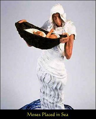Sculpture by Phillip Ratner