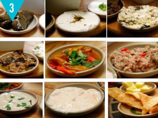 The Search for Israeli Cuisine