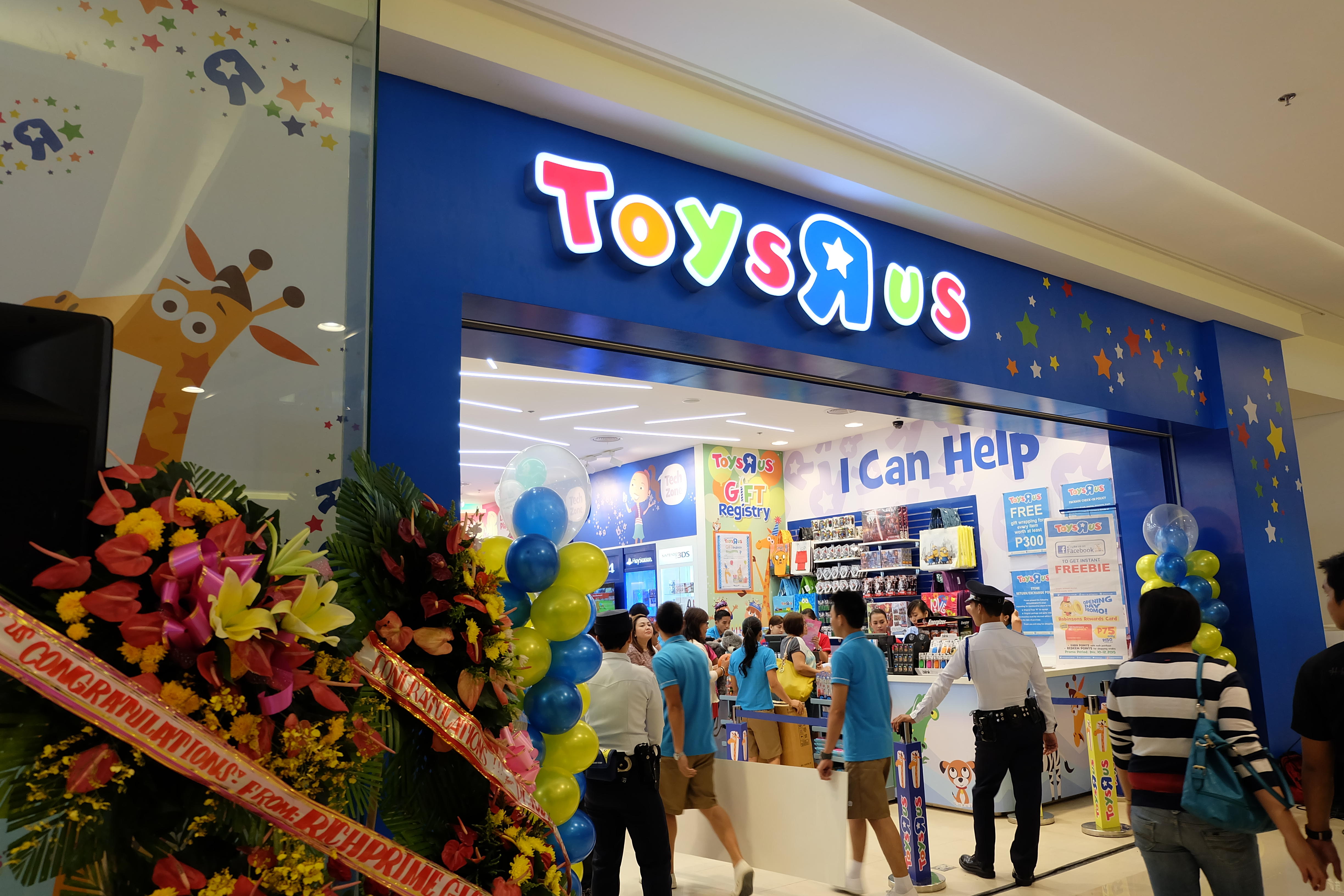 Toys R Us Küchenset Toys R Us At The New Robinsons Galleria Issaplease