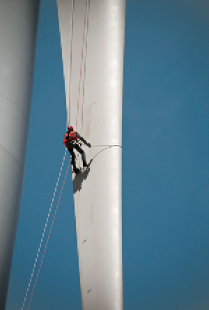 What The Wind Turbine Technicians Have Learned In The Field  North