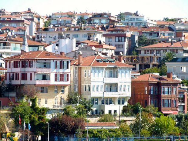 Häuser in Üsküdar