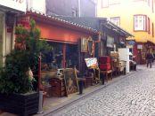 Antiquitätenhändler in Ortaköy