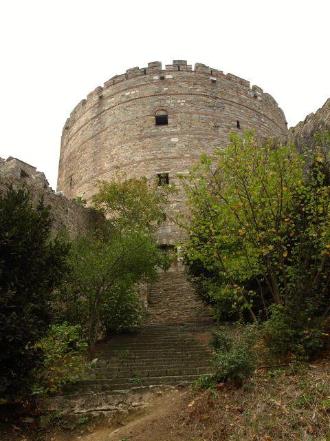 Turm der Festung