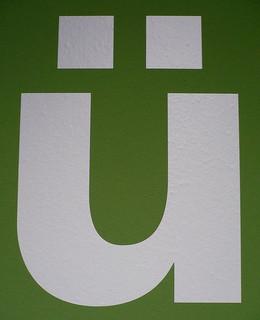 letter-ü