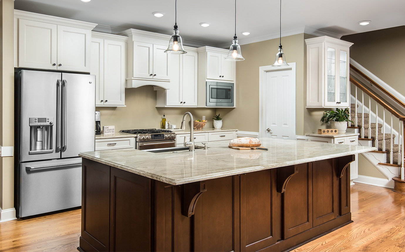 Wellington Ivory Kitchen Cabinets Gallery | In Stock Today Cabinets