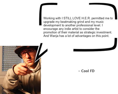 Testimonial Cool FD