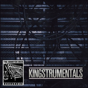Kingstrumentals front cover