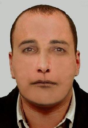 Dieser Mann soll am 18. Juli einen 65-Jährigen in Laudenbach überfallen haben. Foto: Polizei Mannheim