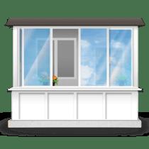 Остекления балкона и лоджии