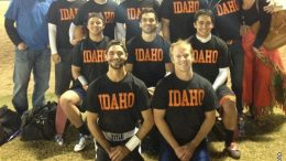 ISU Flag football club, the Rick Flares, was invited to nationals in Florida.