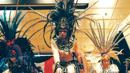 Night in Mexico
