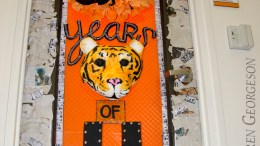 Decorating with Bengal Pride