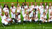 Woman's softball team