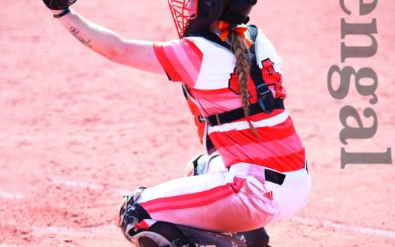 Women's softball is preparing for its spring season.