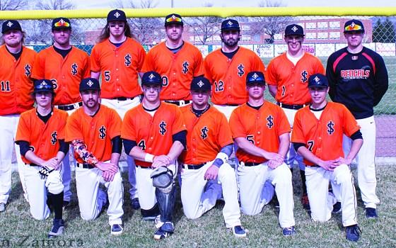 The Idaho State University Baseball Club.