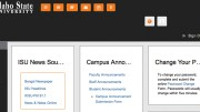 BengalWeb homepage screenshot