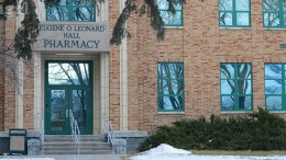 ISU's Eugene O. Leonard Hall