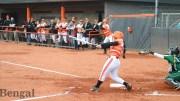 ISU softball game