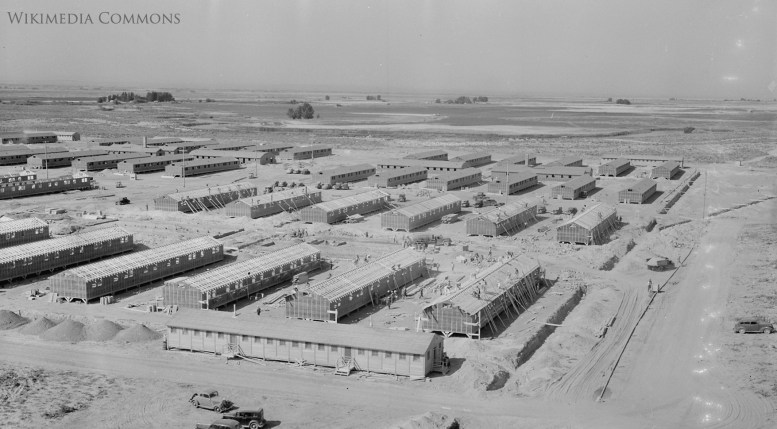 Minidoka Camp