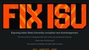 Fix ISU, Exposing Idaho State University corruption and mismanagement.