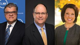 ISU Presidential Candidates